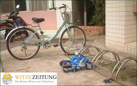 Fahrradwitze