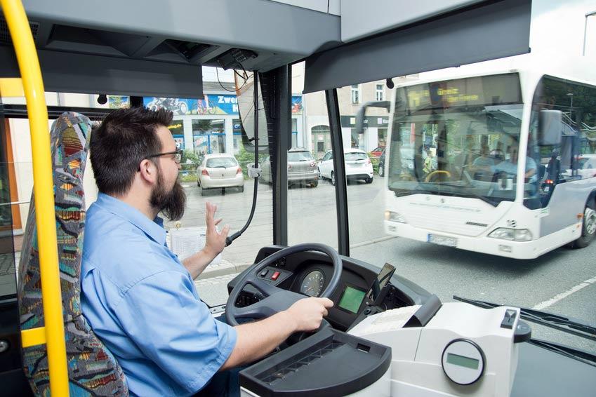 Busfahrer Witze