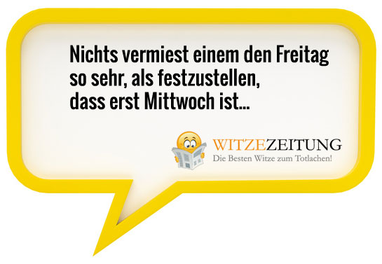 Miese Witze