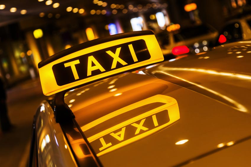 Taxi Witze