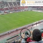 Fussball interaktiv