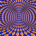 Optische Täuschung Nr. 1