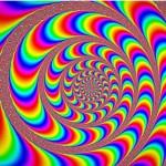 Optische Täuschung Nr. 2