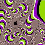 Optische Täuschung Nr. 4