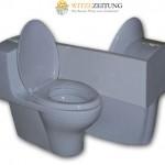 WC für Verliebte